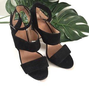 Madewell octavia sandals / heels